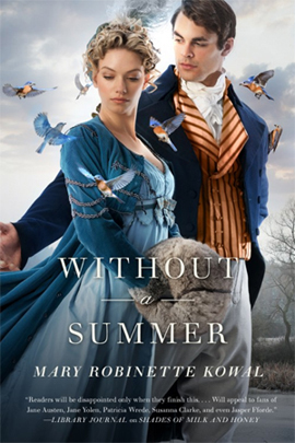 Without a Summer van Mary Robinette Kowal