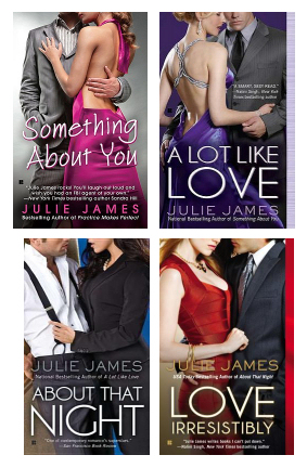 Boeken van Julie James
