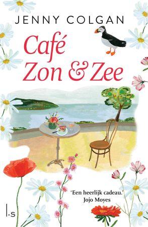 cafe zon en zee