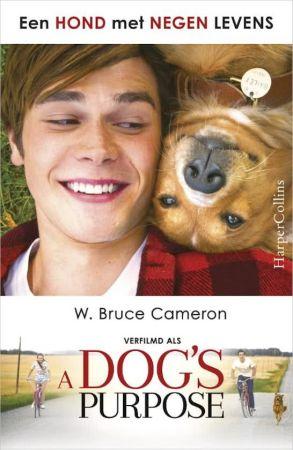 Een hond met negen levens van W. Bruce Cameron
