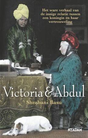 Victoria & Abdul van Shrabani Basu